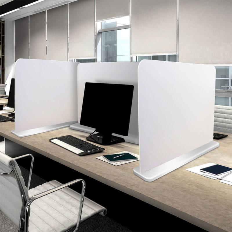 Freestanding Desk Divider