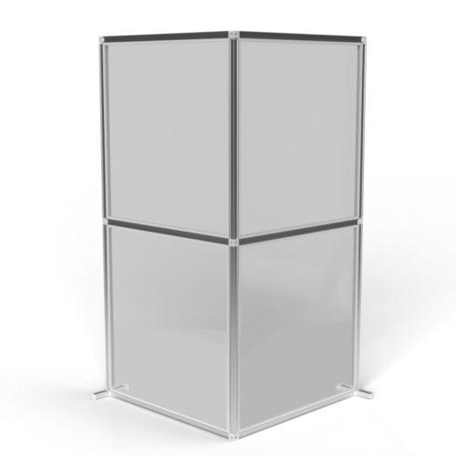 T3 Freestanding Walling (Plain)