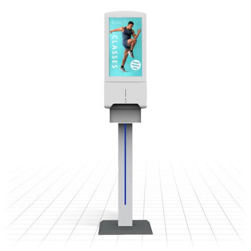 Ultima Digital Hand Sanitiser (Floor Standing)