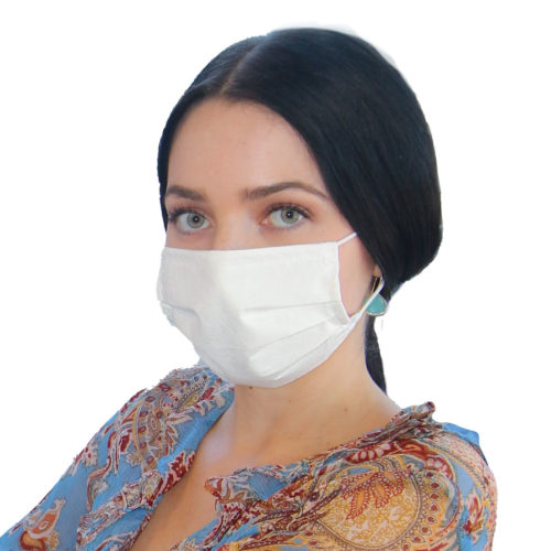 Unprinted Reusable Face Mask