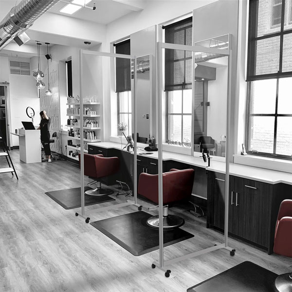 SteriMax SD100 in a Hairdressers