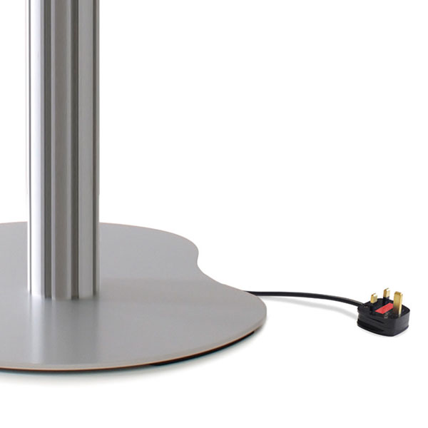 Curve iPad Display Stand (Foot)
