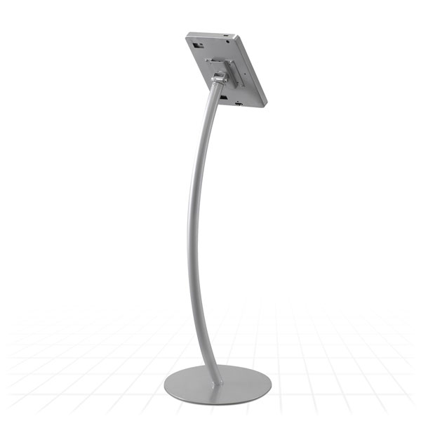Curve iPad Display Stand (Rear)