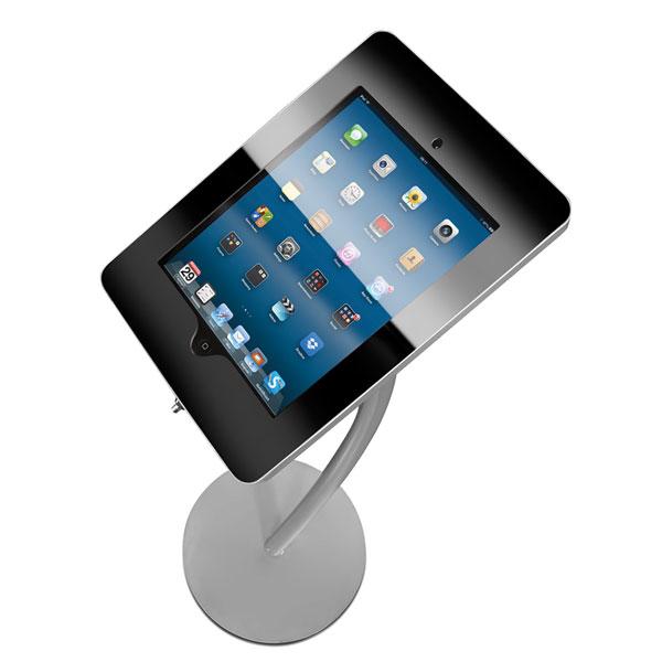 Curve iPad Display Stand (Top)