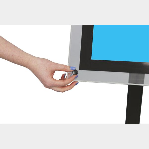 Hi-Light Menu Stand (Thumb Screws)