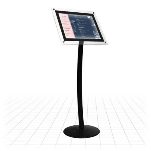 Hi-Light Menu Stand
