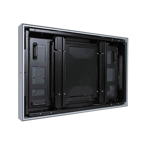 Lockable Digital Wall Panel