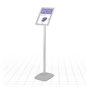 EOS Menu Stand (A4 / Straight)