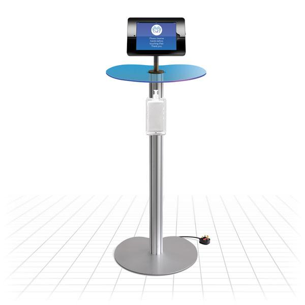 Podium iPad Display Stand