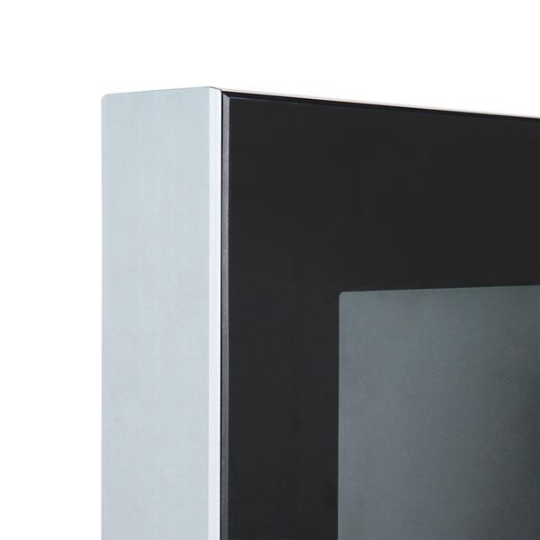 Slim Digital Totem (Corner Detail)